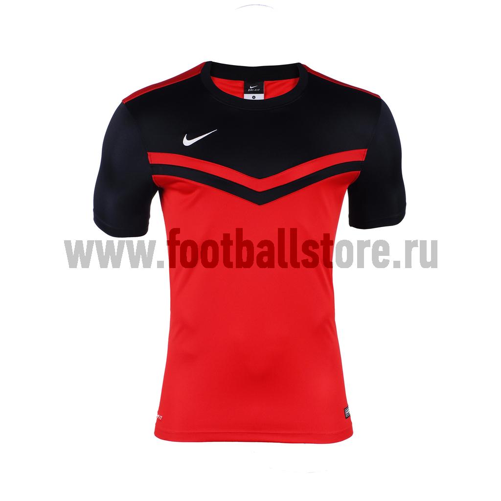 Футболка игровая Nike SS Victory II JSY 588408-657 футболки nike футболка игровая nike ss revolution iv jsy 833017 010