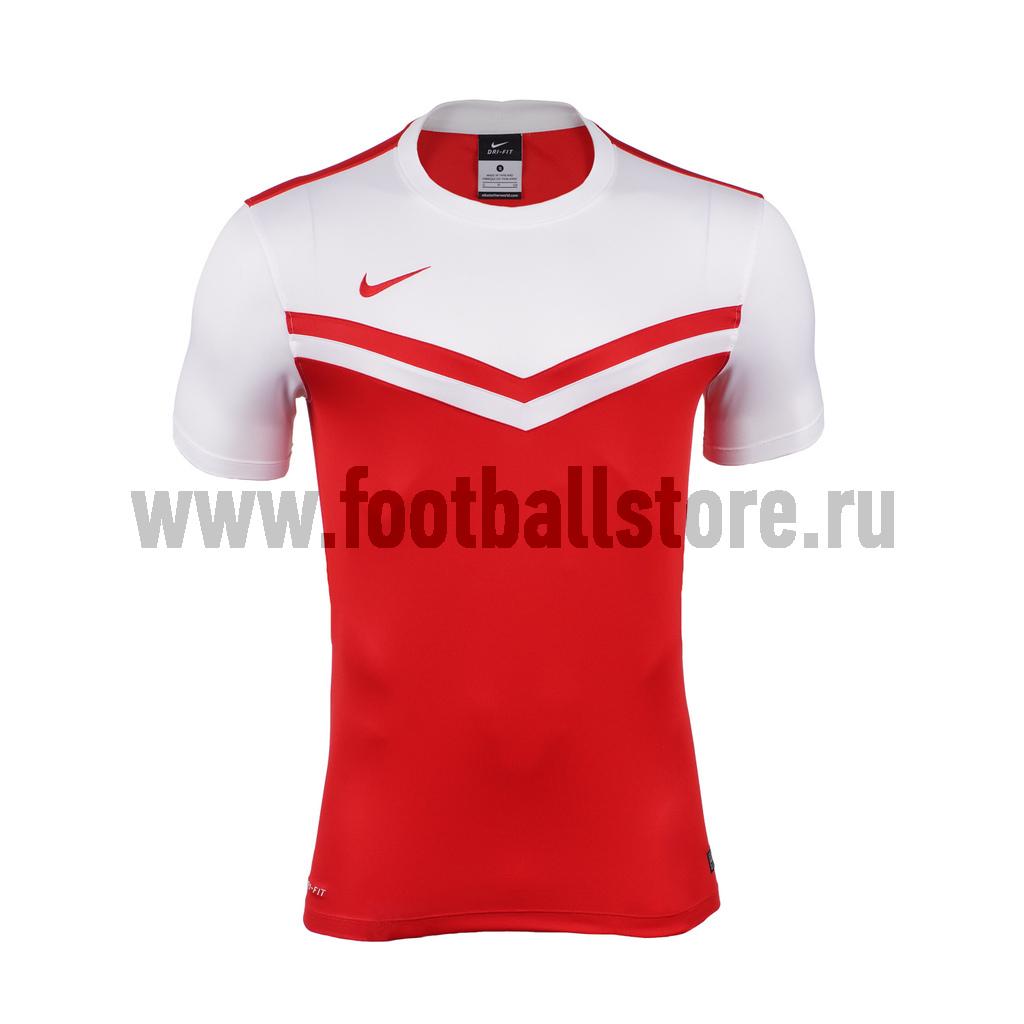 Футболка игровая Nike Victory II JSY 588408-658 футболки nike футболка игровая nike ss revolution iv jsy 833017 010