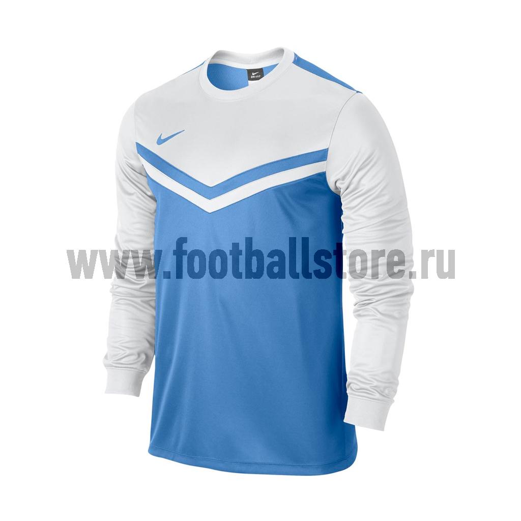 Футболки Nike Футболка игровая Nike LS Victory II JSY 588409-412