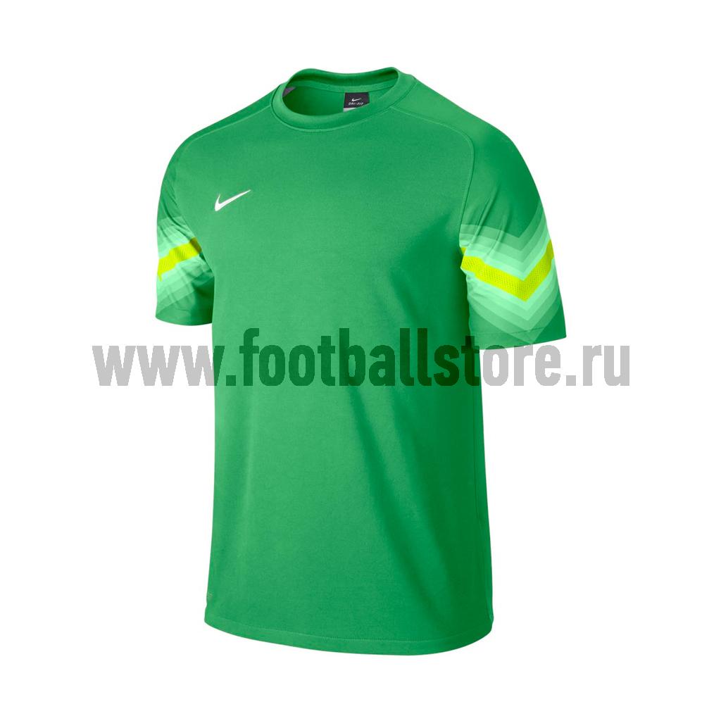 Футболка вратарская Nike SS Goleiro JSY 588416-307 nike поло nike ss challenge jsy 644659 463