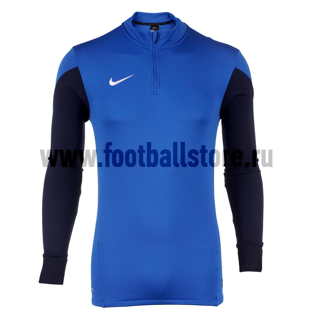 Свитера/Толстовки Nike Свитер тренировочный Nike LS Squad 14 Midlayer 588464-463 тренировочный свитер nike comp13 ls midlayer top su13 519062 657 l красный