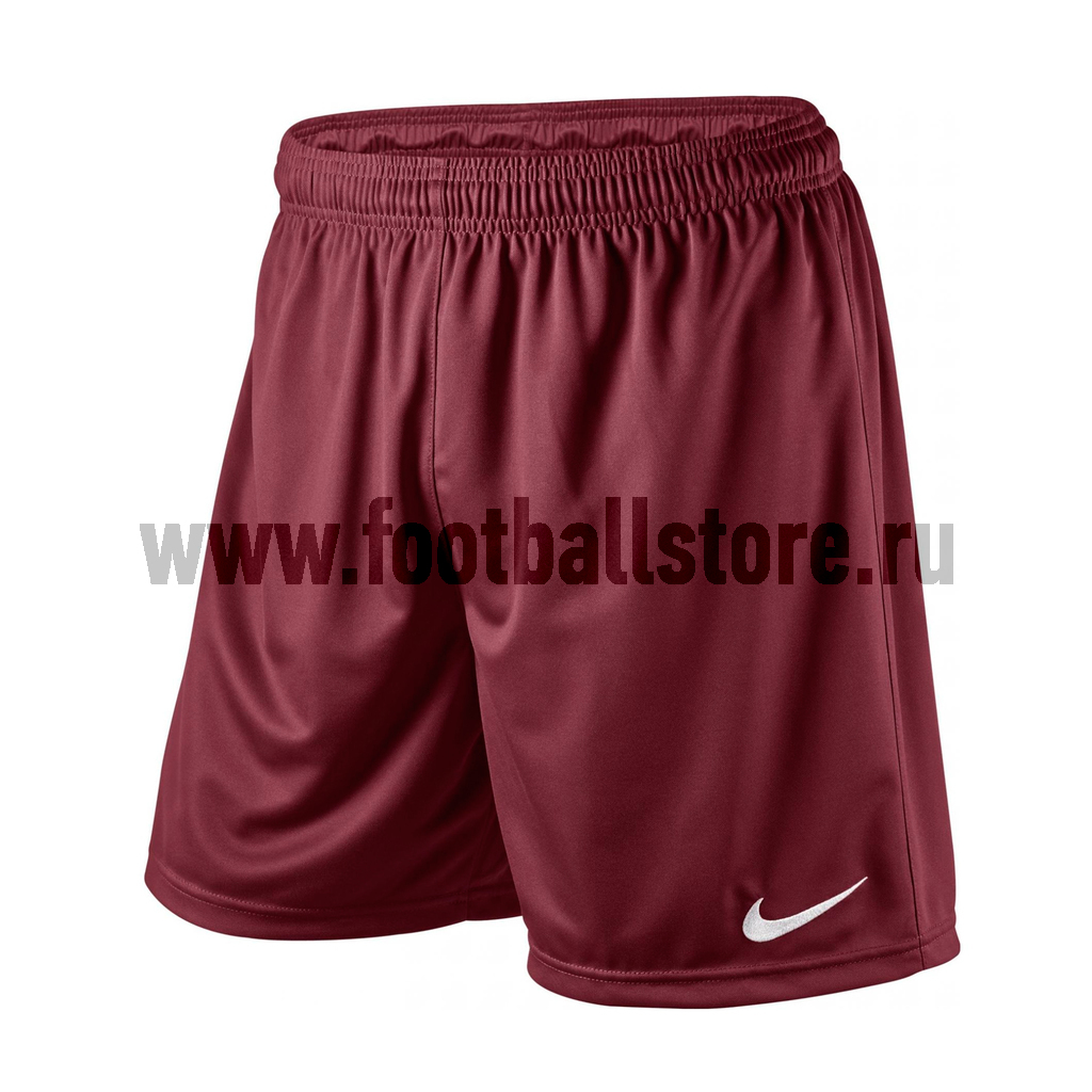 Шорты игровые Nike Park Knit Short NB W/B 448222-677 шорты nike park knit short wb 448222 739