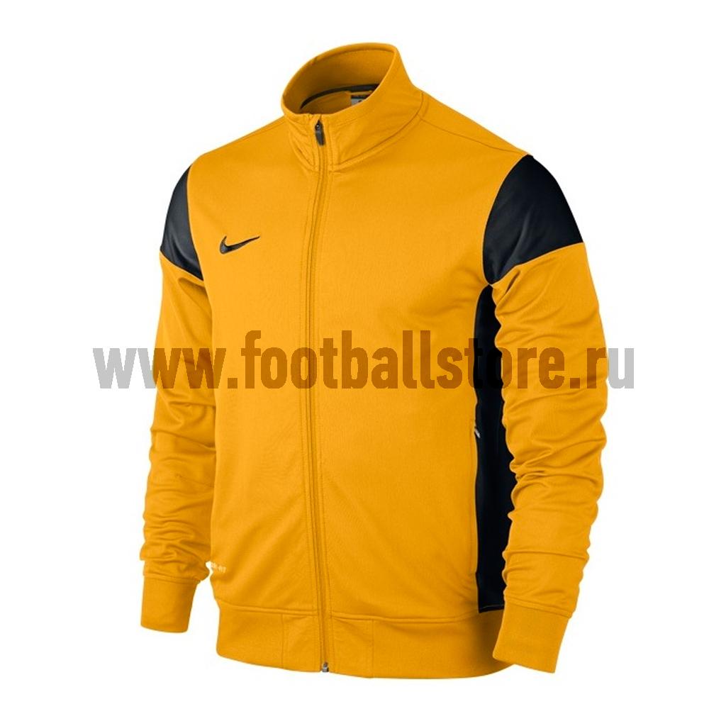Куртка для костюма Nike Academy 14 SDLN Knit JKT 588470-739 брюки д костюма nike libero knit pant jr su14 588455 451 l тёмно синий