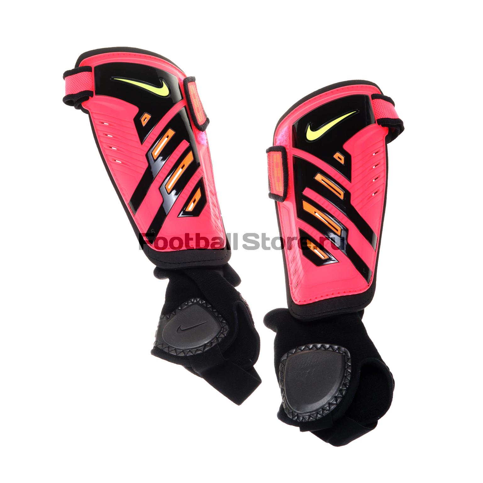 Защита ног Nike Щитки футбольные Nike Protegga Shield SP0255-607