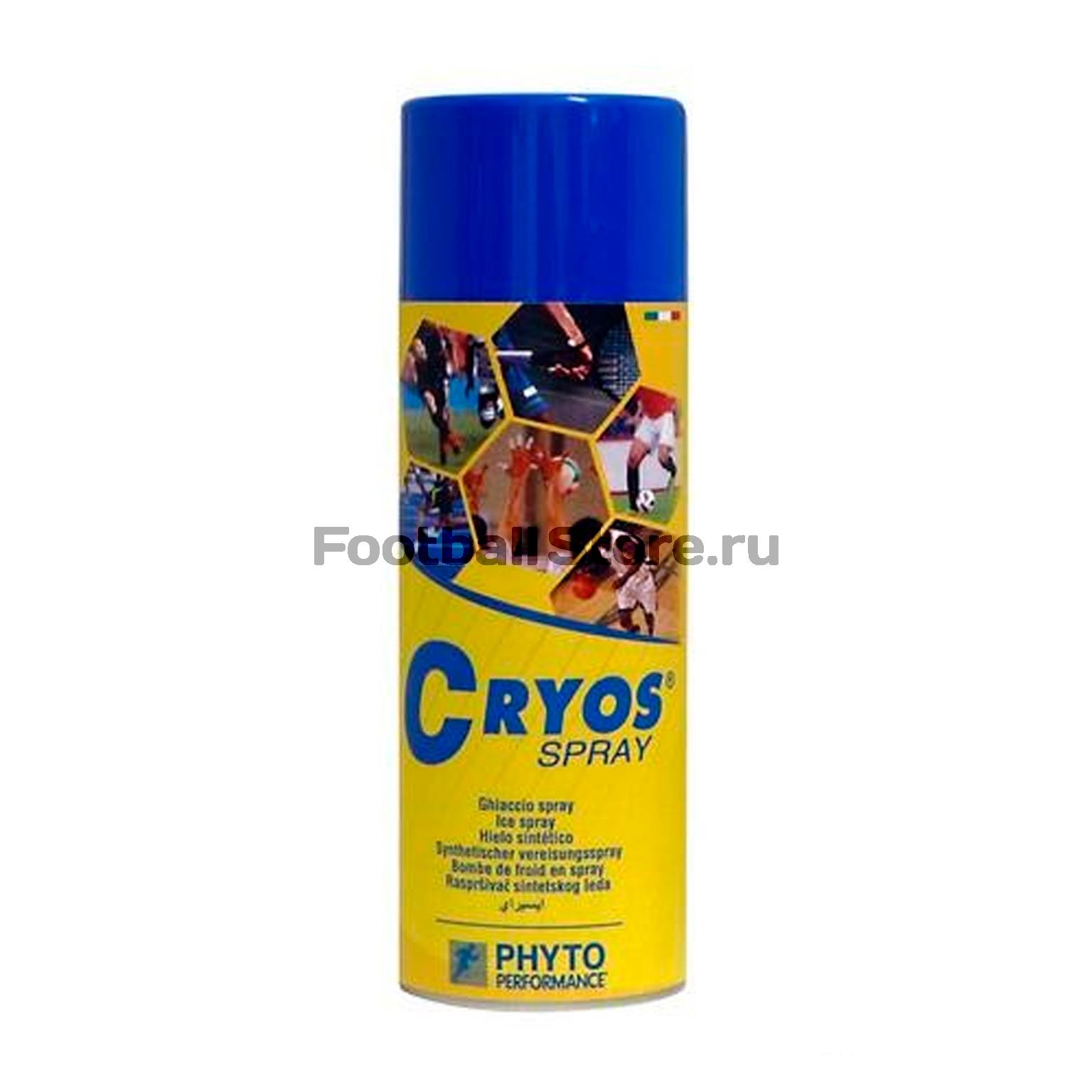 Замораживающий спрей Cryos-Spray 400мл. цена