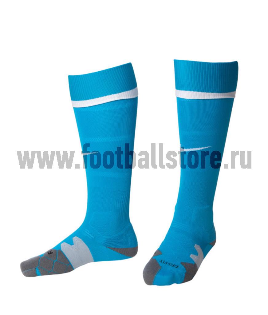 Клубная продукция Nike Гетры синие Nike Zenit
