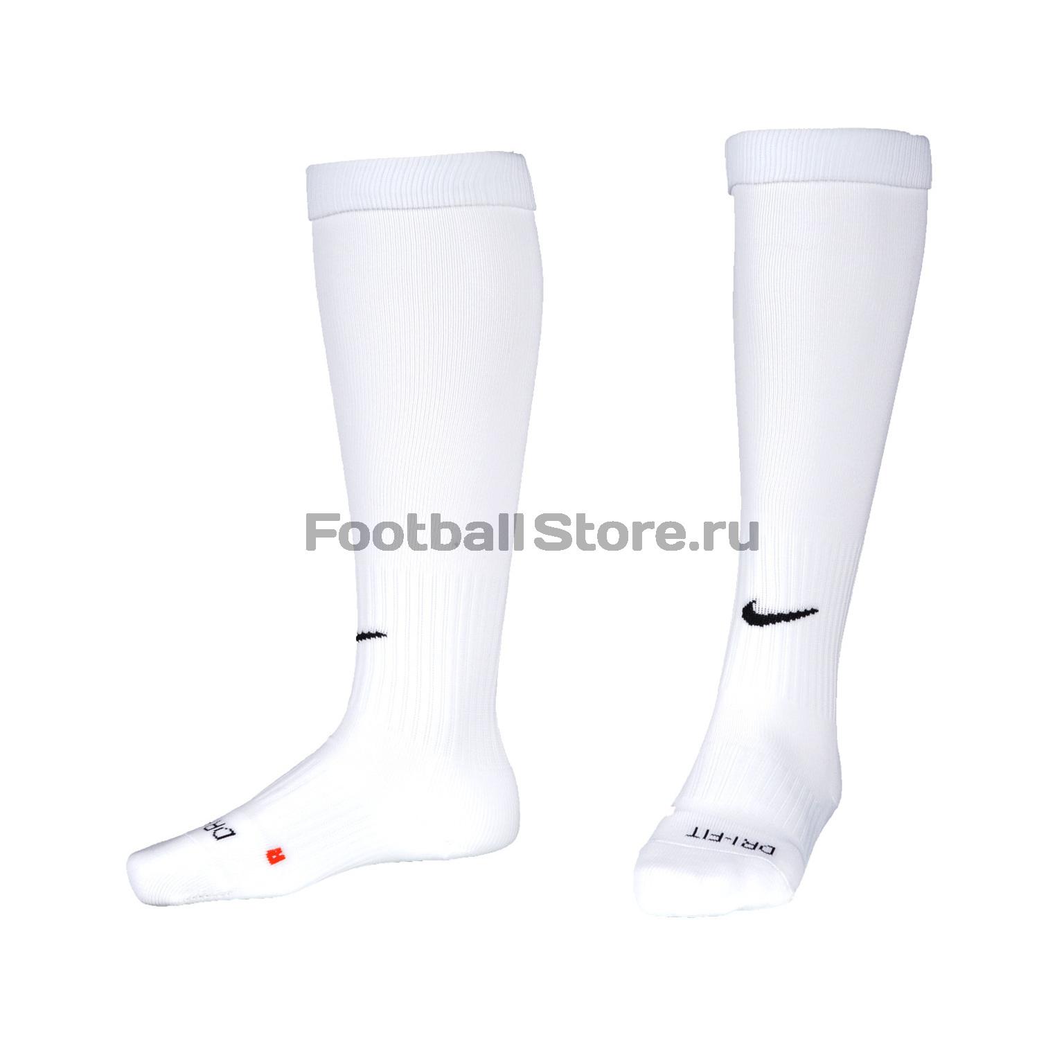 Гетры Nike Classic Football Dri-Fit SX4120-101 лонгслив nike лонгслив dri fit contour long sleeve