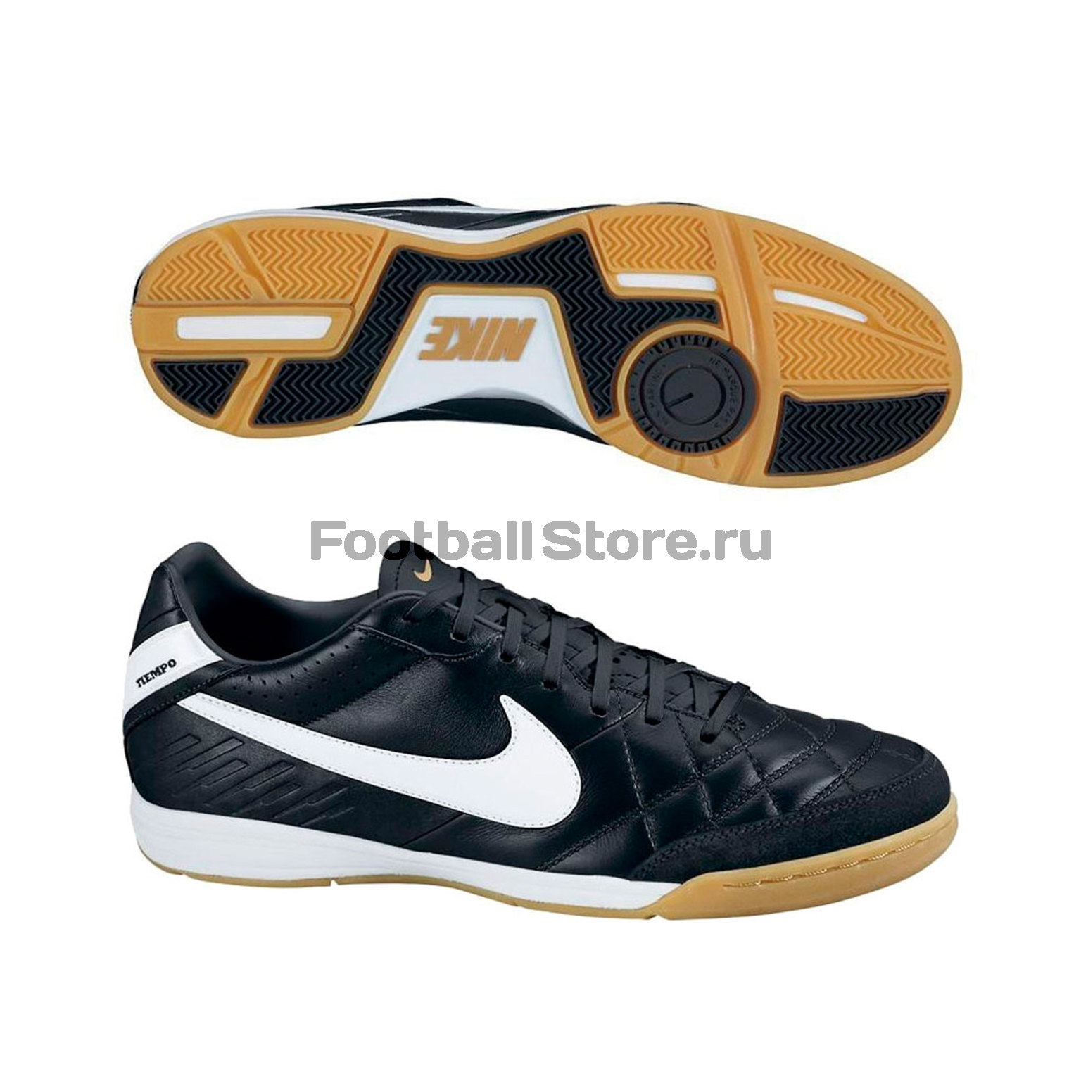 Обувь для зала Nike Обувь для зала Nike Tiempo Mystic IV IC 454333-012