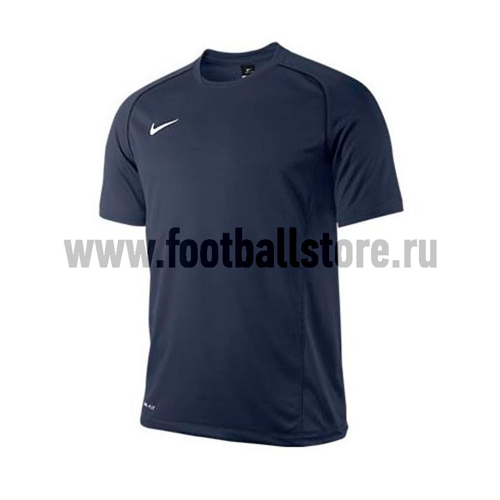 Nike �������� ������������� Nike Boys Found 12 SS Training Top 447419-451