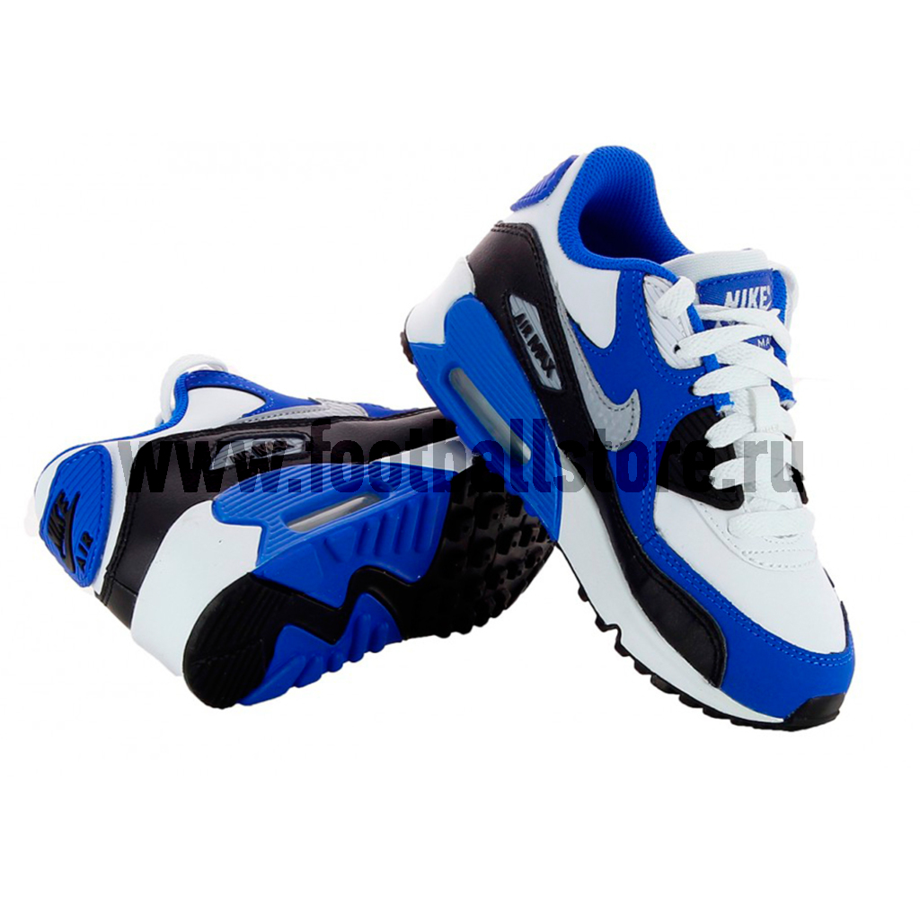 Кроссовки Nike Кроссовки детские Nike Air Max 90 307794-168 кроссовки nike air max 90 sneakerboot wntr