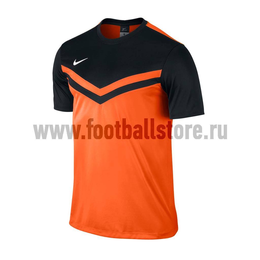 Игровая форма Nike Футболка игровая подростковая Nike Victory II 588430-815 футболка mitre футболка игровая mitre modena взрослая