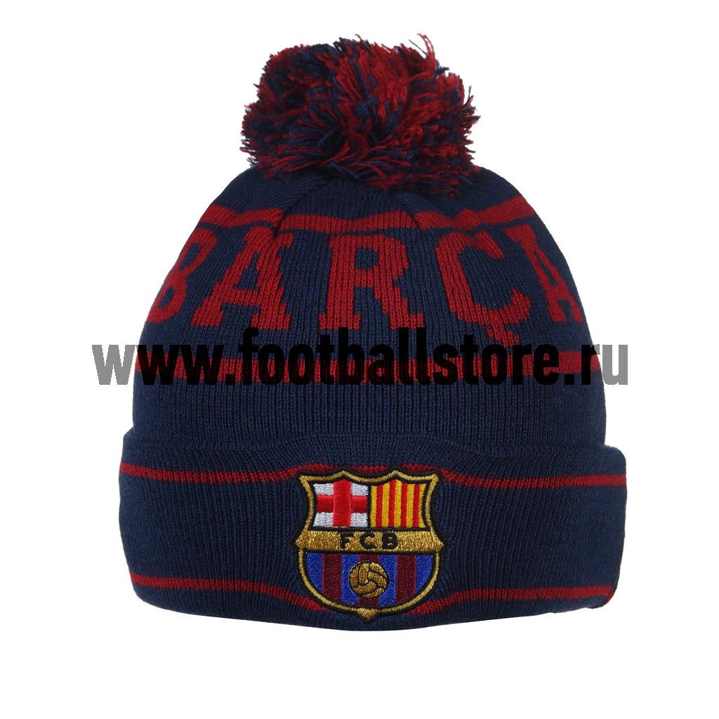 Атрибутика Шапка ФК Барселона с вышивкой 115110