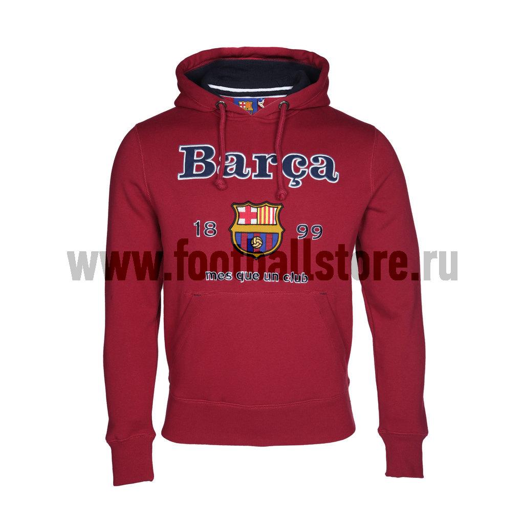 Barcelona Атрибутика Толстовка FC Barcelona 144070 fc barcelona side logo mens graphic t shirt fifth sun