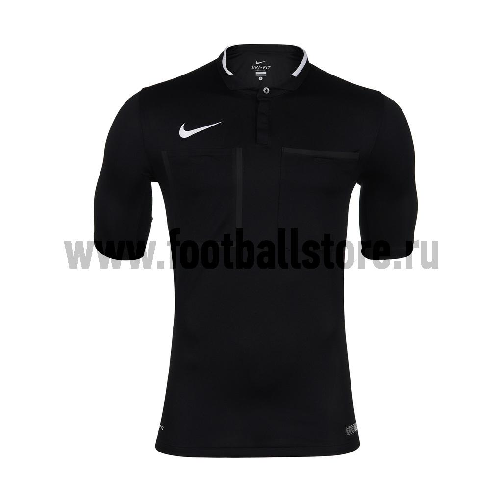 Для судей Nike Поло Nike TS Referee Kit SS Jersey 619169-010 nike шорты nike ts referee kit short 619171 067