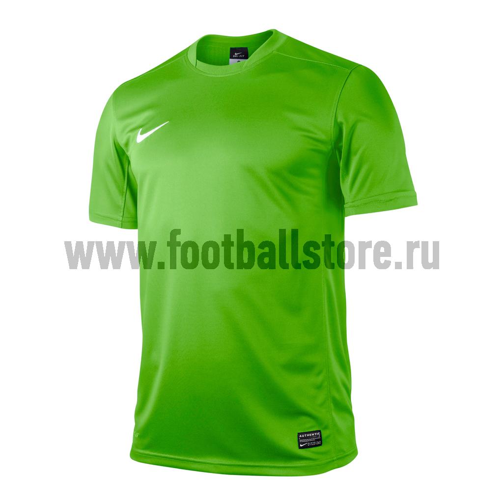 Nike Футболка игровая Nike SS Park V JSY 448209-350