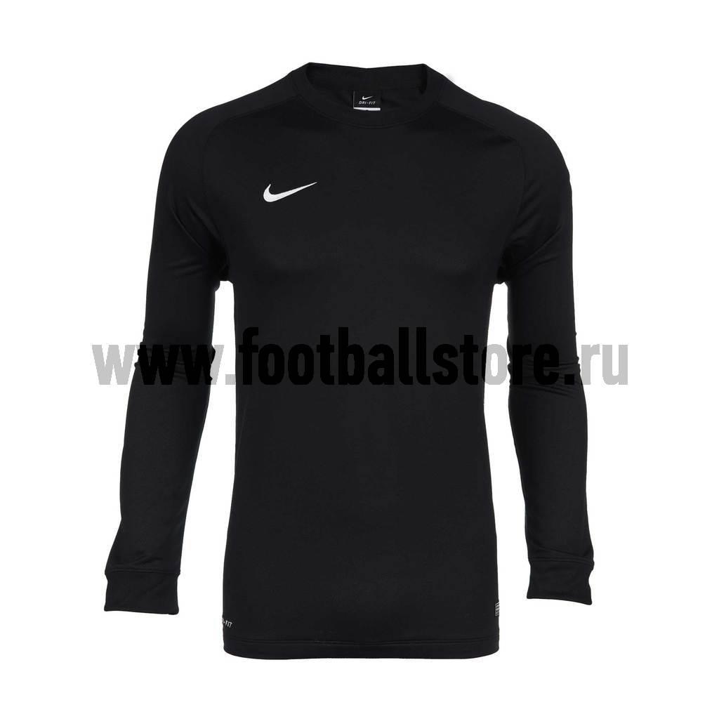 Свитер вратарский Nike LS Park Goalie II JSY 588418-010 футзалки nike tiempo premier ii sala av3153 010