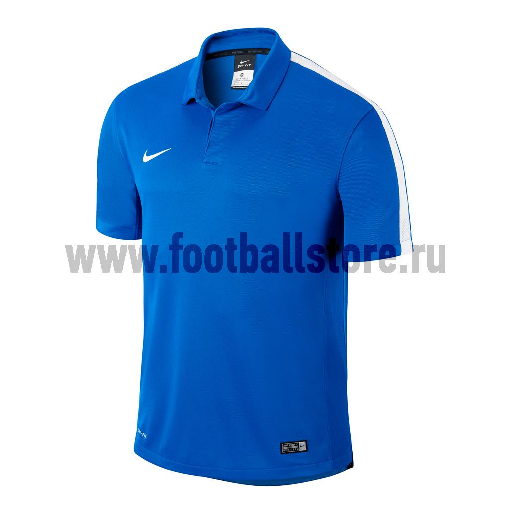 Поло Nike Поло Nike Squad 15 SS SDLN Polo 645538-463 игровая форма nike футболка детская nike ss precision iii jsy boys 645918 410