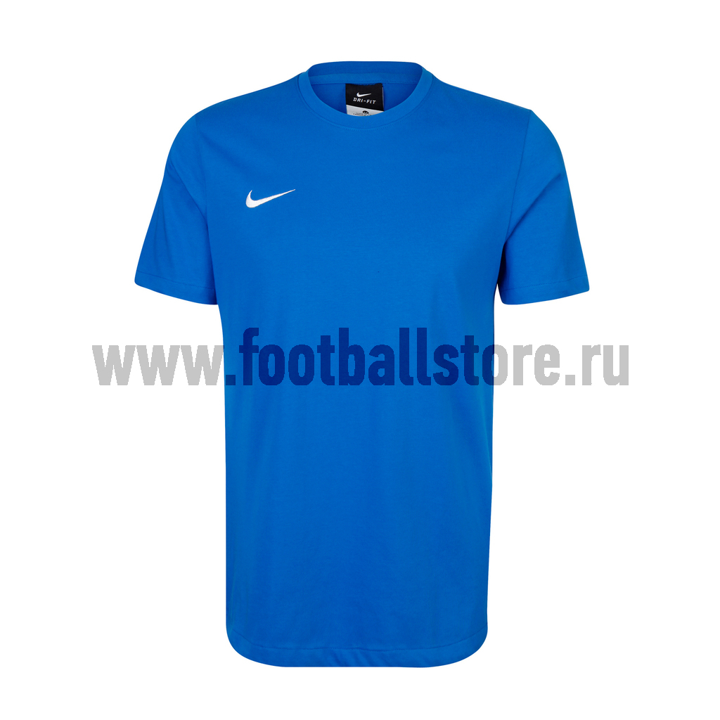 Футболка Nike Team Club Blend Tee 658045-463