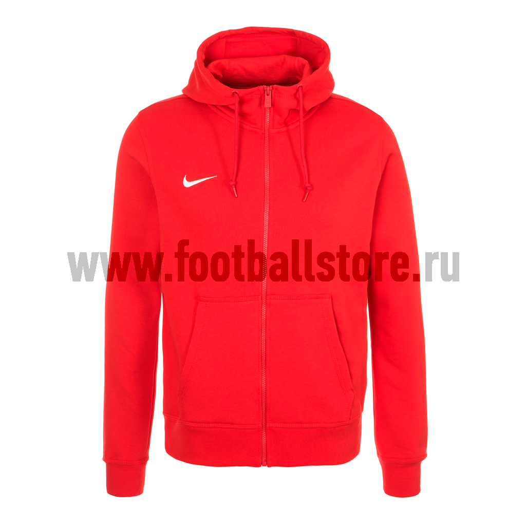 Толстовка Nike Team Club FZ Hoody 658497-657