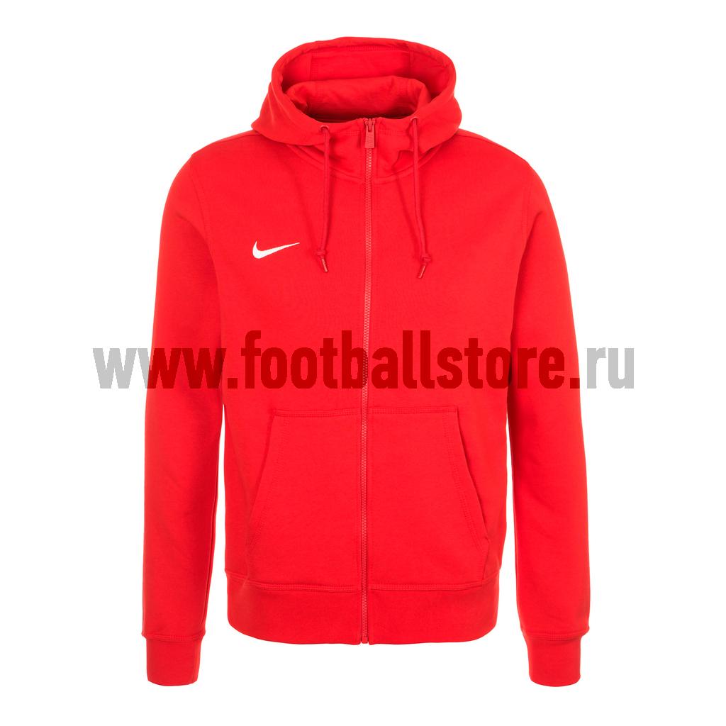 Свитера/Толстовки Nike Толстовка Nike Team Club FZ Hoody 658497-657 цена и фото