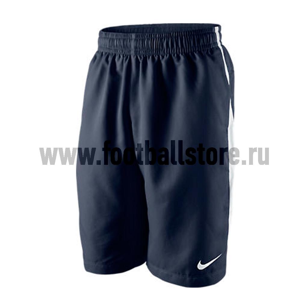Тренировочная форма Nike Шорты Nike TS Boys Longer Woven Short 456004-451 nike шорты nike ts referee kit short 619171 067