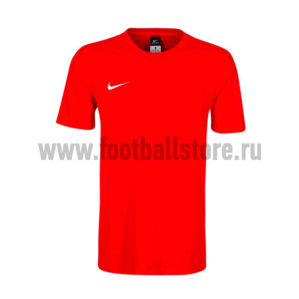 Футболки Nike Футболка Nike Team Club Blend Tee 658045-657