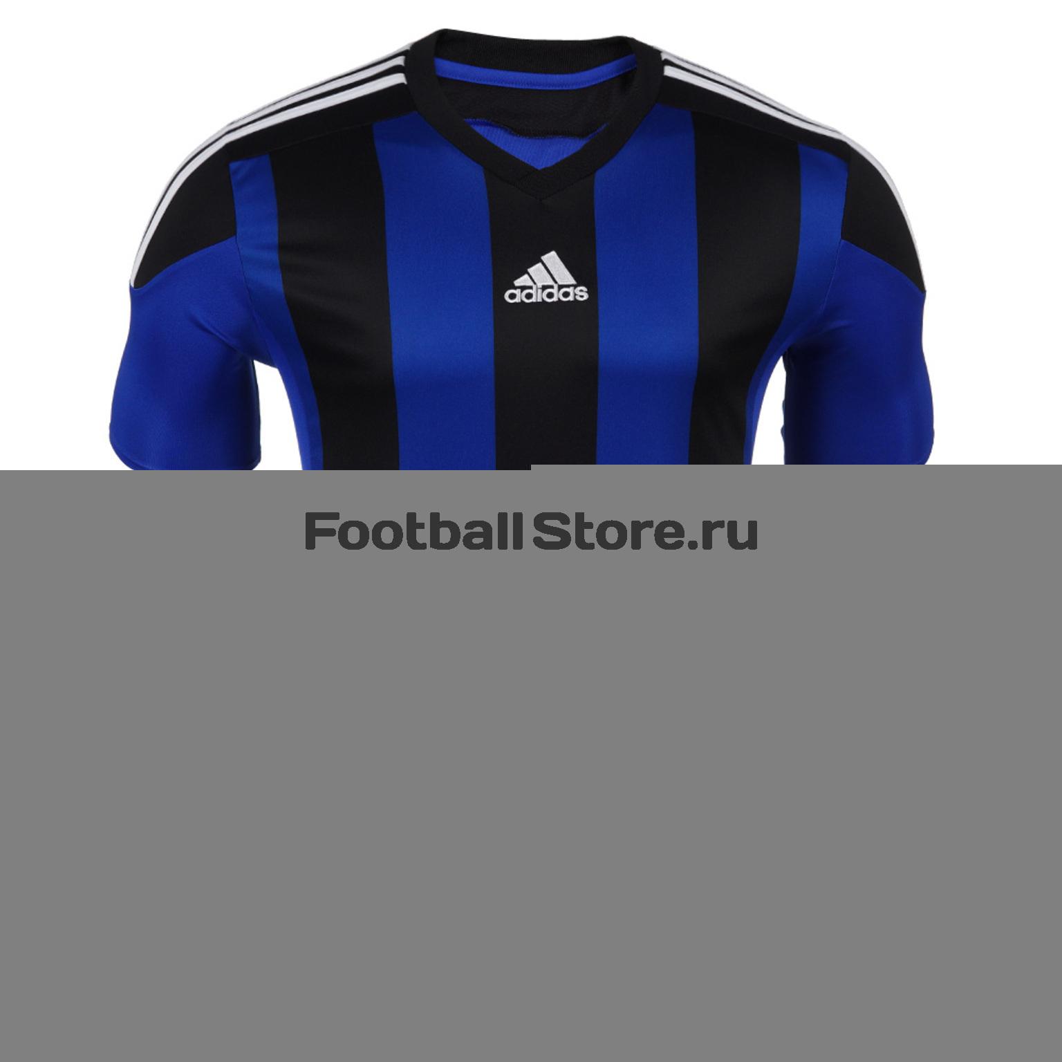 Футболка игровая Adidas Striped 15 JSY S16140