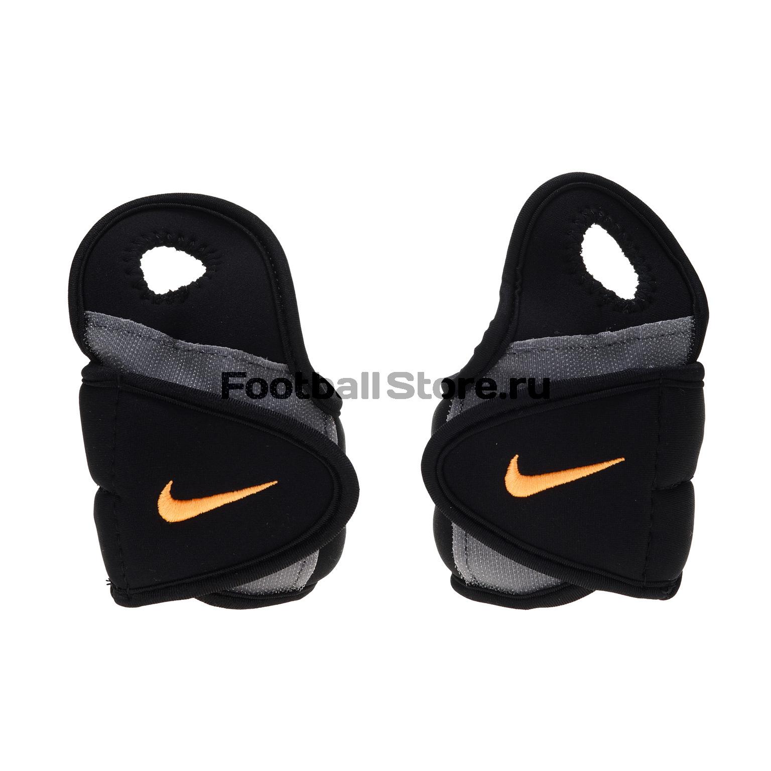 Утяжелитель на руку Nike WRIST Weights 1LB N.EX.06.087.OS 10kg adjustable ankle wrist weights