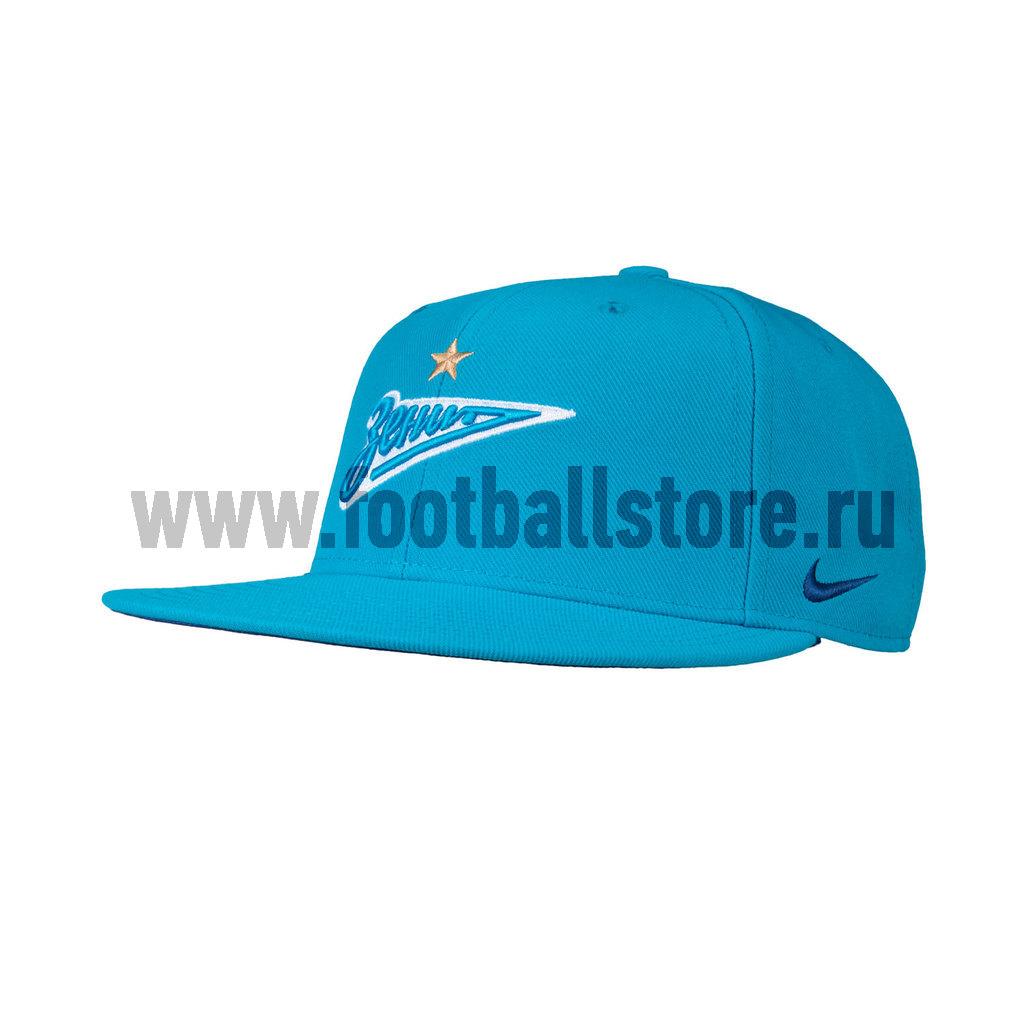 """Бейсболка Nike ФК """"Зенит"""" Core Cap 696312-498"""