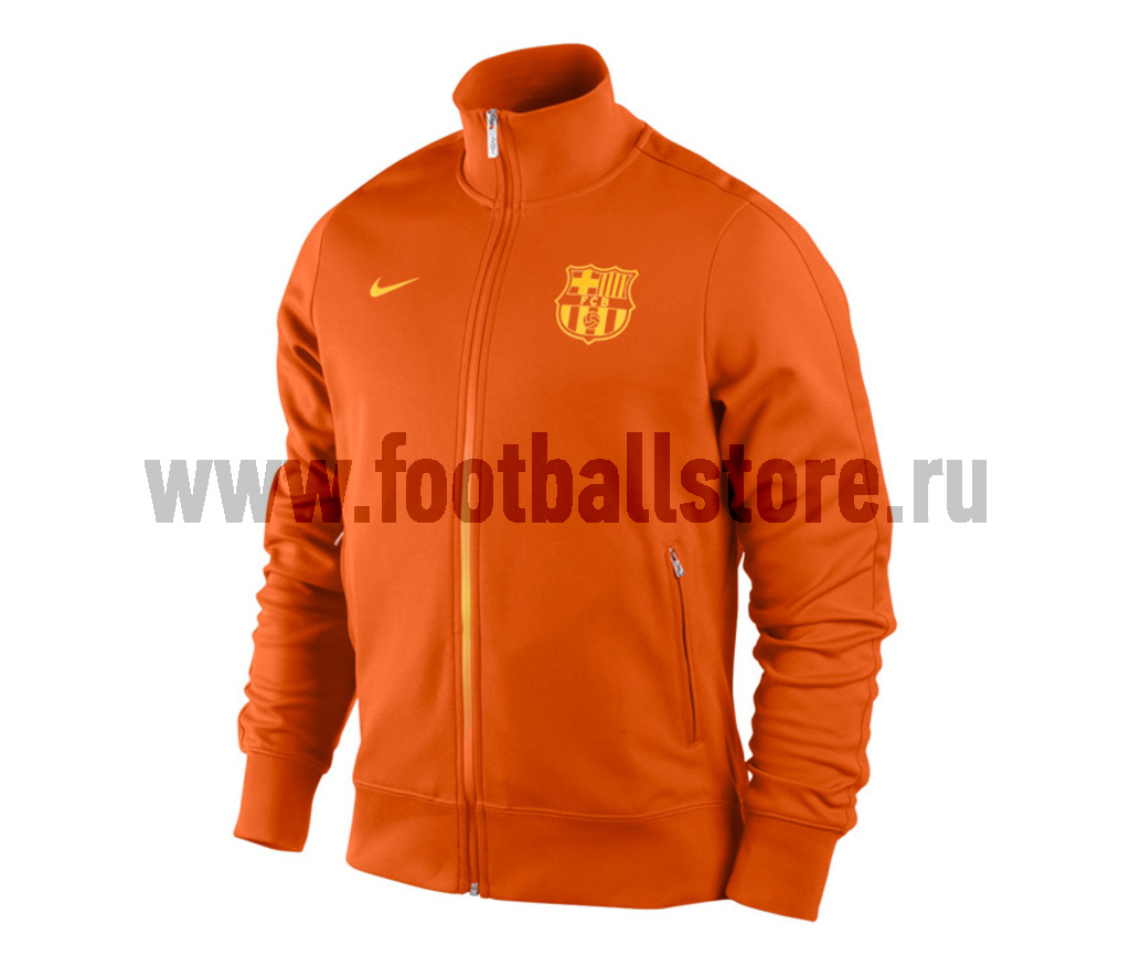 Barcelona Nike Куртка Nike Barcelona authentic n98