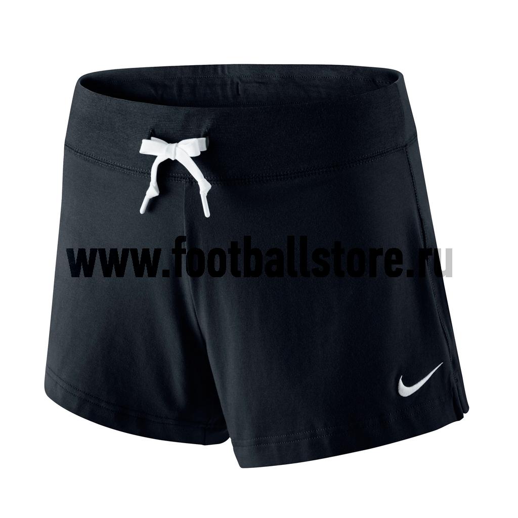 Шорты Nike Jersey Woman Short 615055-010 шорты nike шорты m nkct short eos