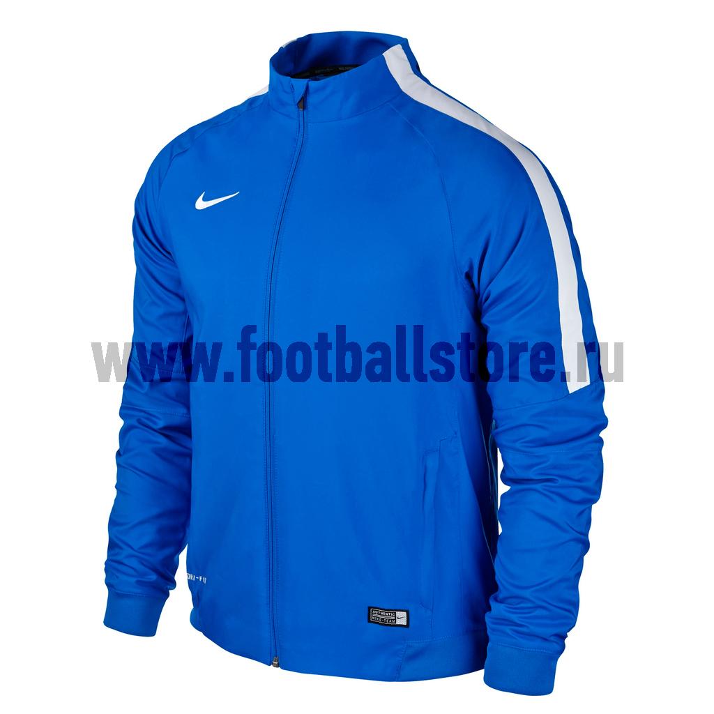 Олимпийка Nike Squad15 SDLN WVN JKT 645476-463 куртка утепленная nike m nsw synthetic hd jkt 810856 677