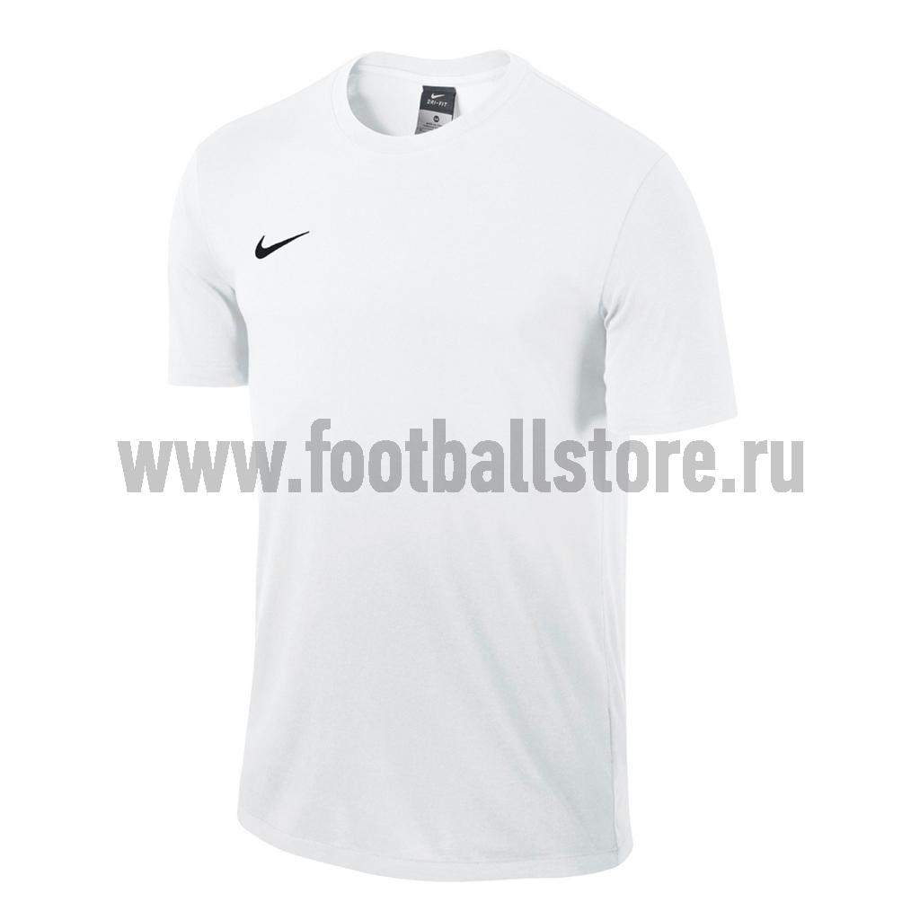 Футболка Nike Team Club Blend Tee 658045-156 теннисный инвентарь nike dri fit singlewide red white 2015