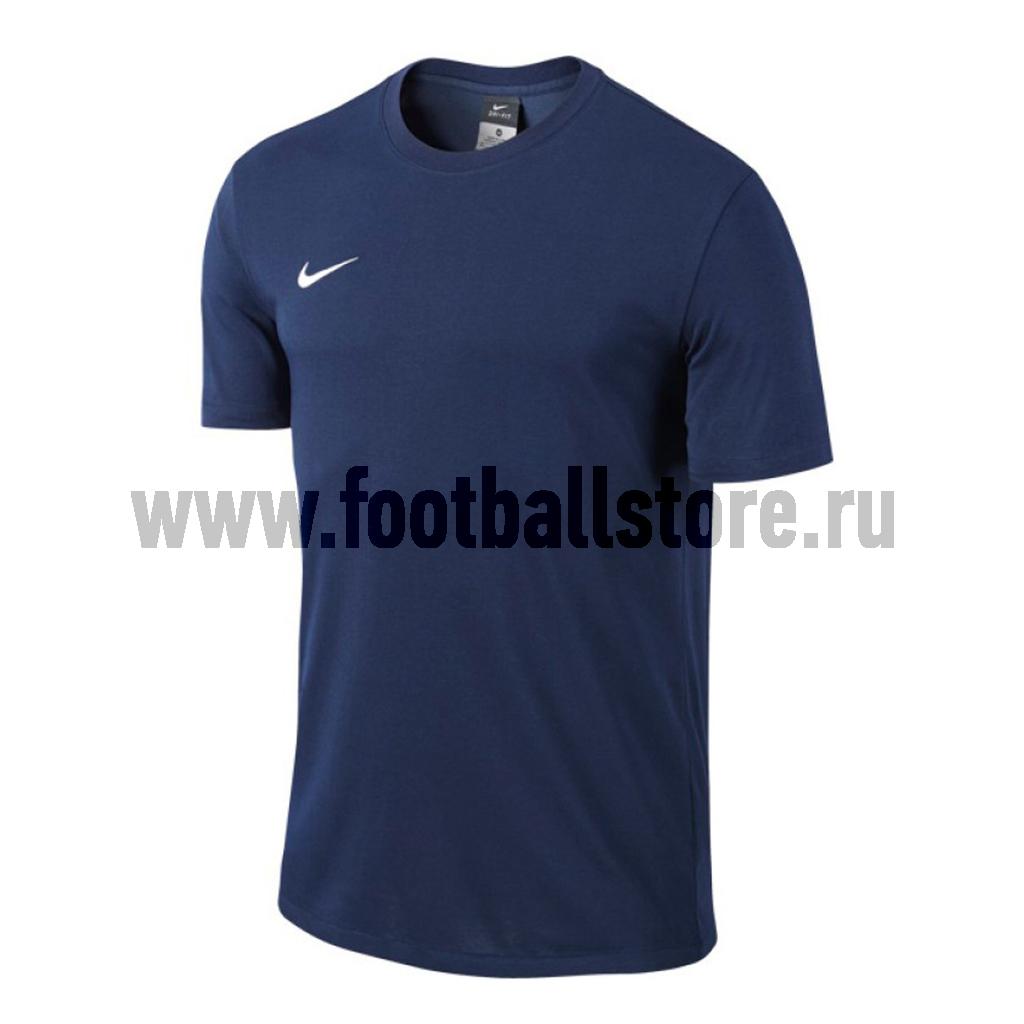 Футболка Nike Team Club Blend Tee 658045-451 nike бейсболка nike team club cap 646398 010