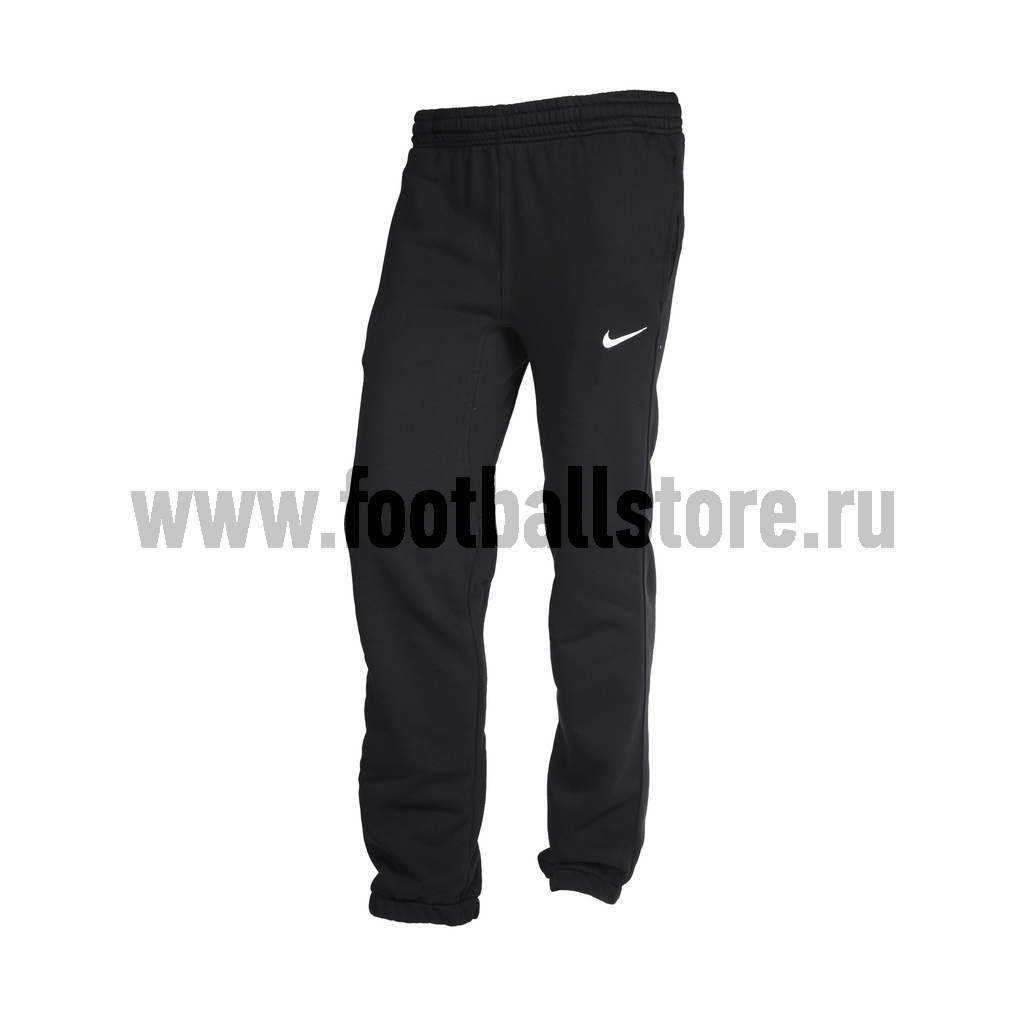 Брюки Nike Брюки тренировочные Nike Team Cuff Pant 658679-010 брюки puma брюки ftbltrg pant
