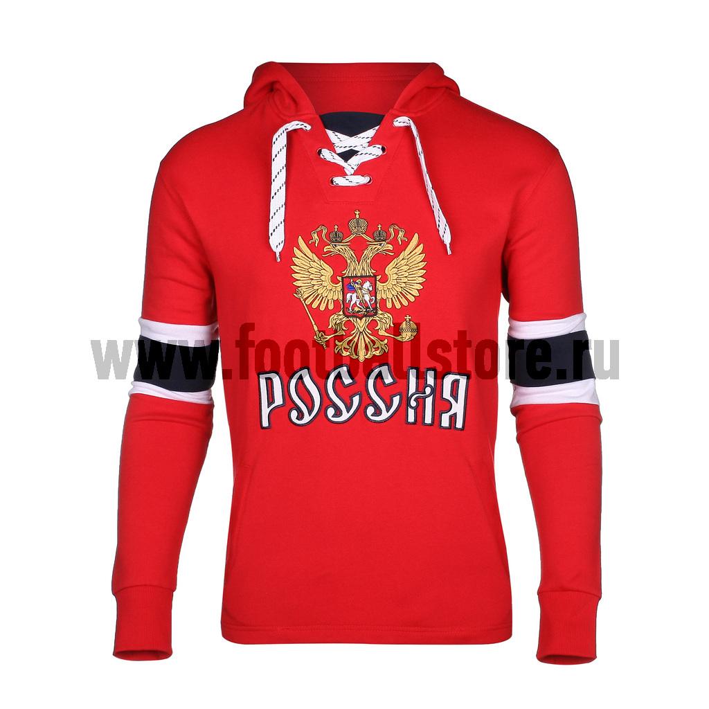 Атрибутика Толстовка мужская Russia арт. 150070