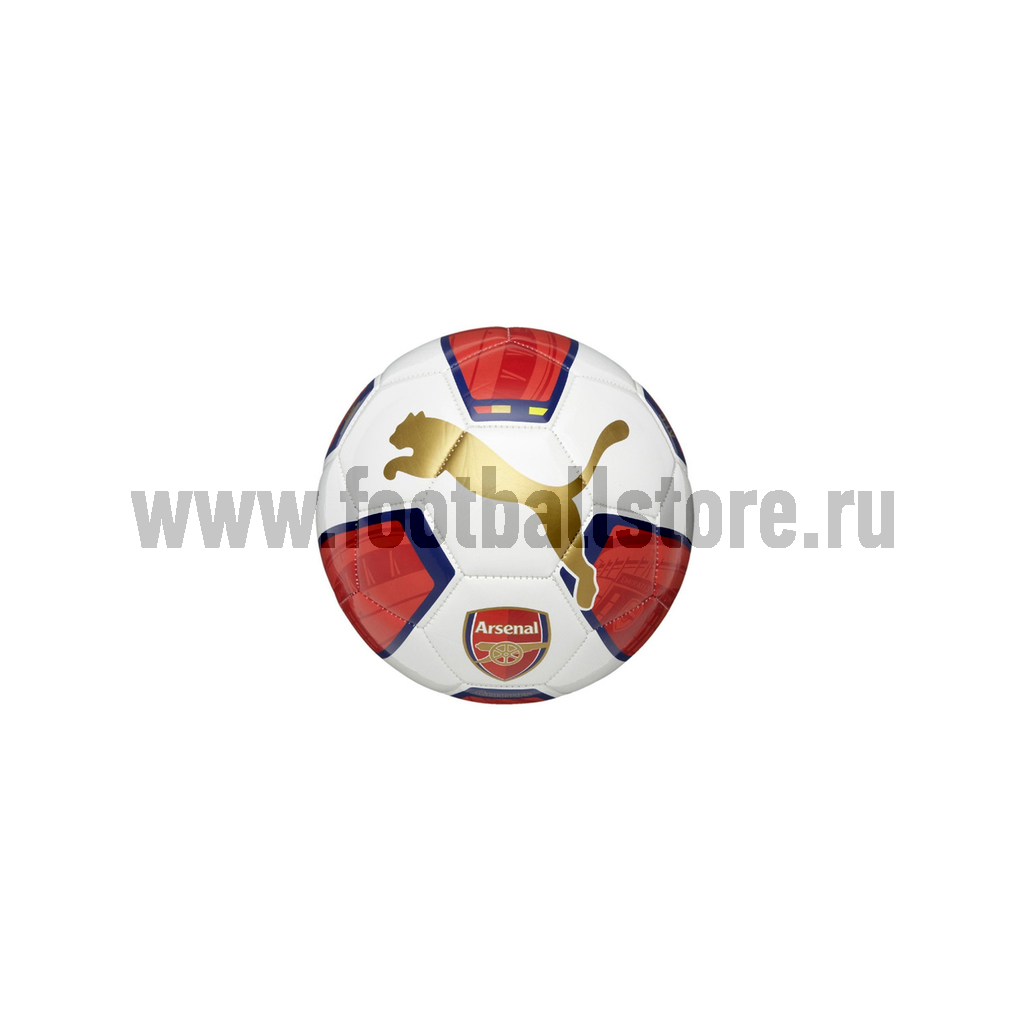 Puma ���������� ��� Puma Arsenal FanWear Ball 1 Mini 08252401