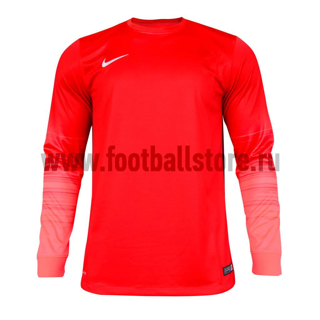Свитера Nike Свитер вратарский Nike GEN GK LS Stadium 707054-605 nike mcfc ha gk stadium short