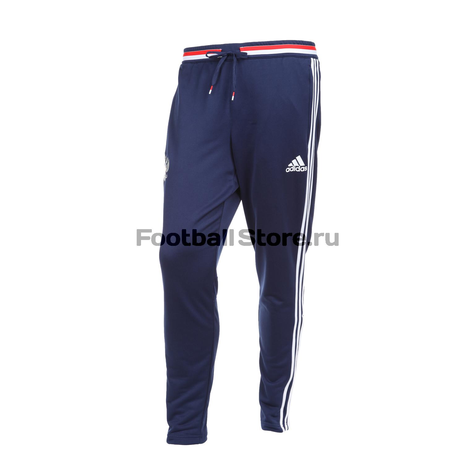 цена Russia Adidas Брюки тренировочные Adidas Russia TRG Pant AC5794 онлайн в 2017 году