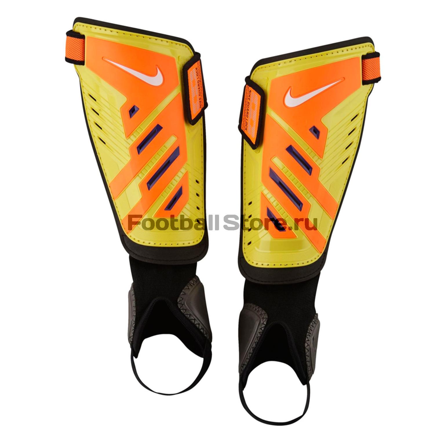 Nike Щитки футбольные Nike Protegga Shield SP0255-790 nike щитки nike protegga shield sp0255 069