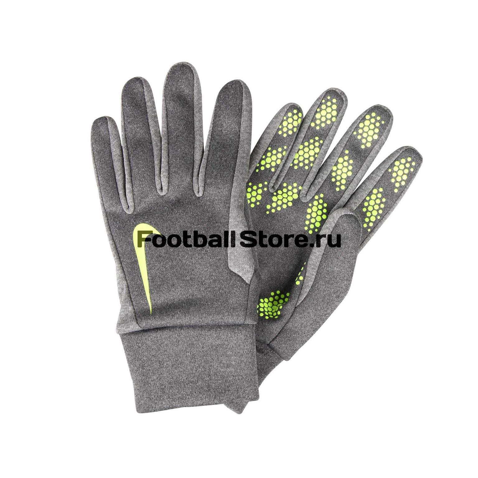 Перчатки Nike Перчатки тренировочные Nike HyperWarm Field Player GS0321-071