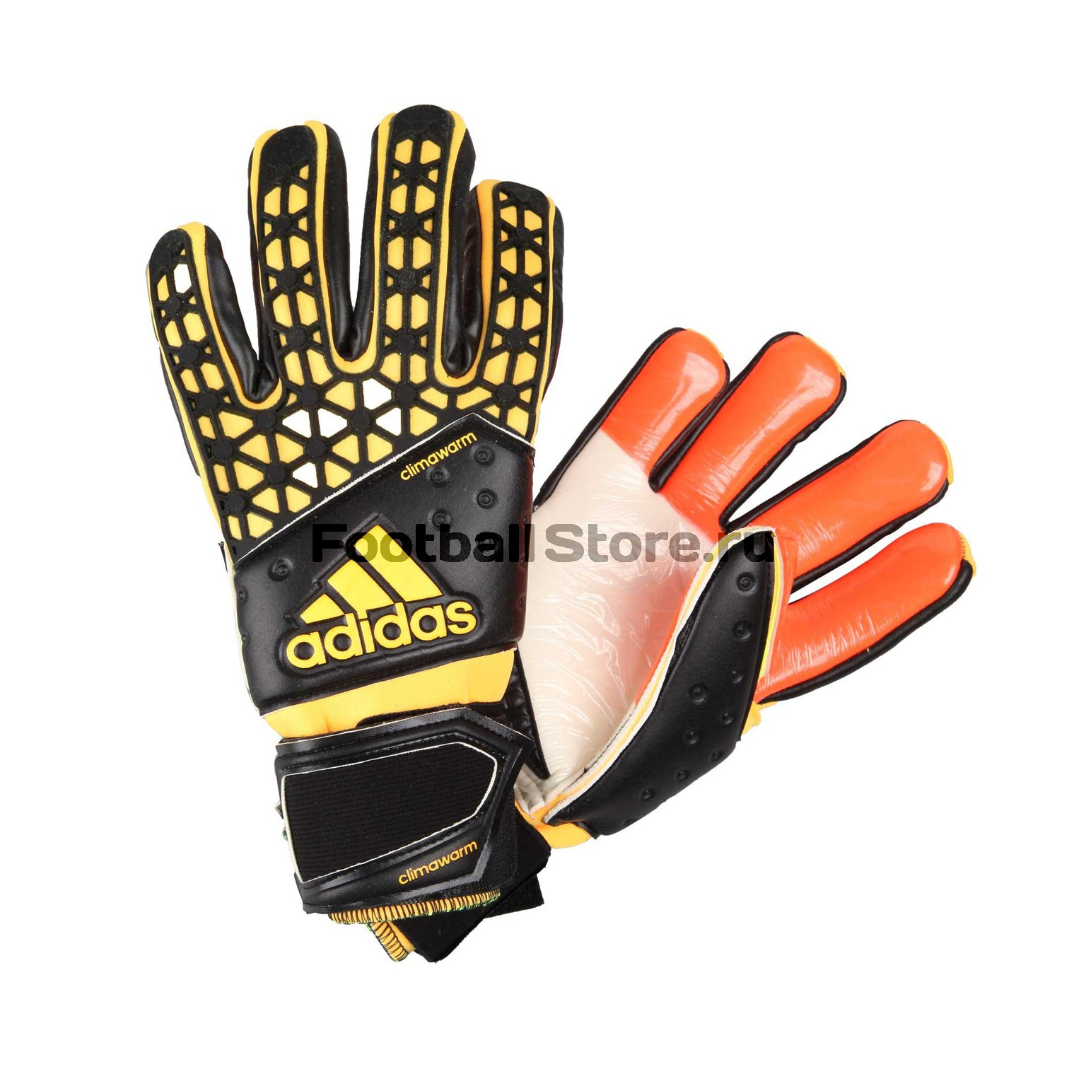 Перчатки Adidas ACE ClimaWarm AH7819
