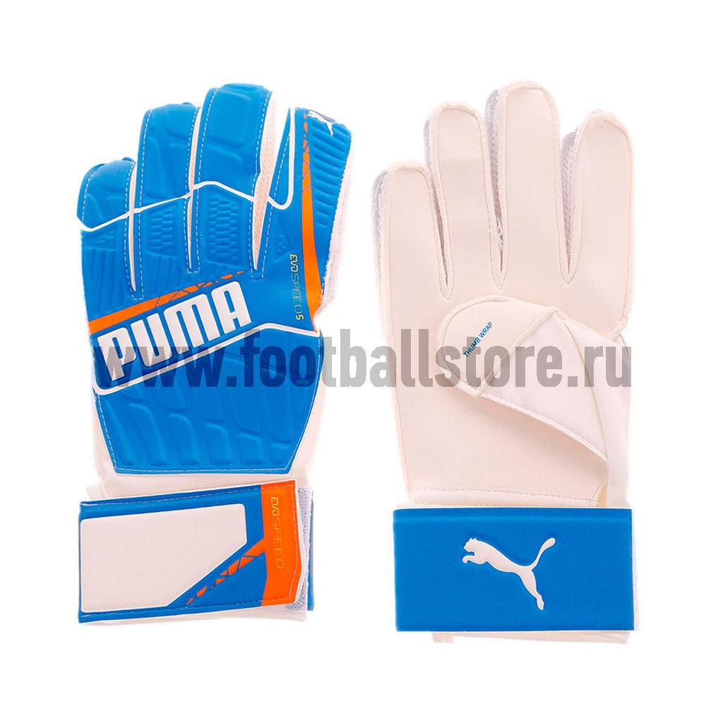 Перчатки вратарские Puma EvoSpeed 5.4 04117102
