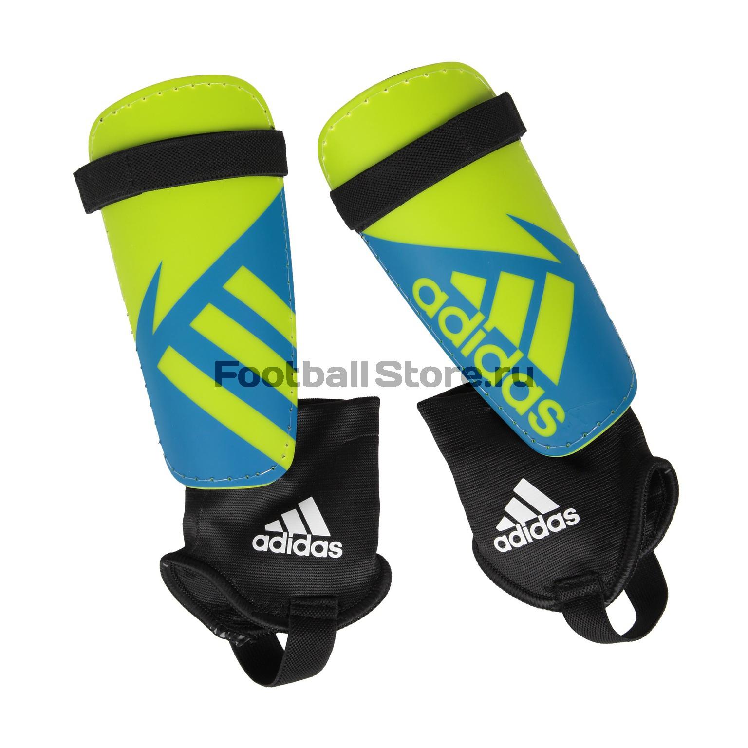все цены на Защита ног Adidas Щитки футбольные adidas ghost club AH7769 онлайн
