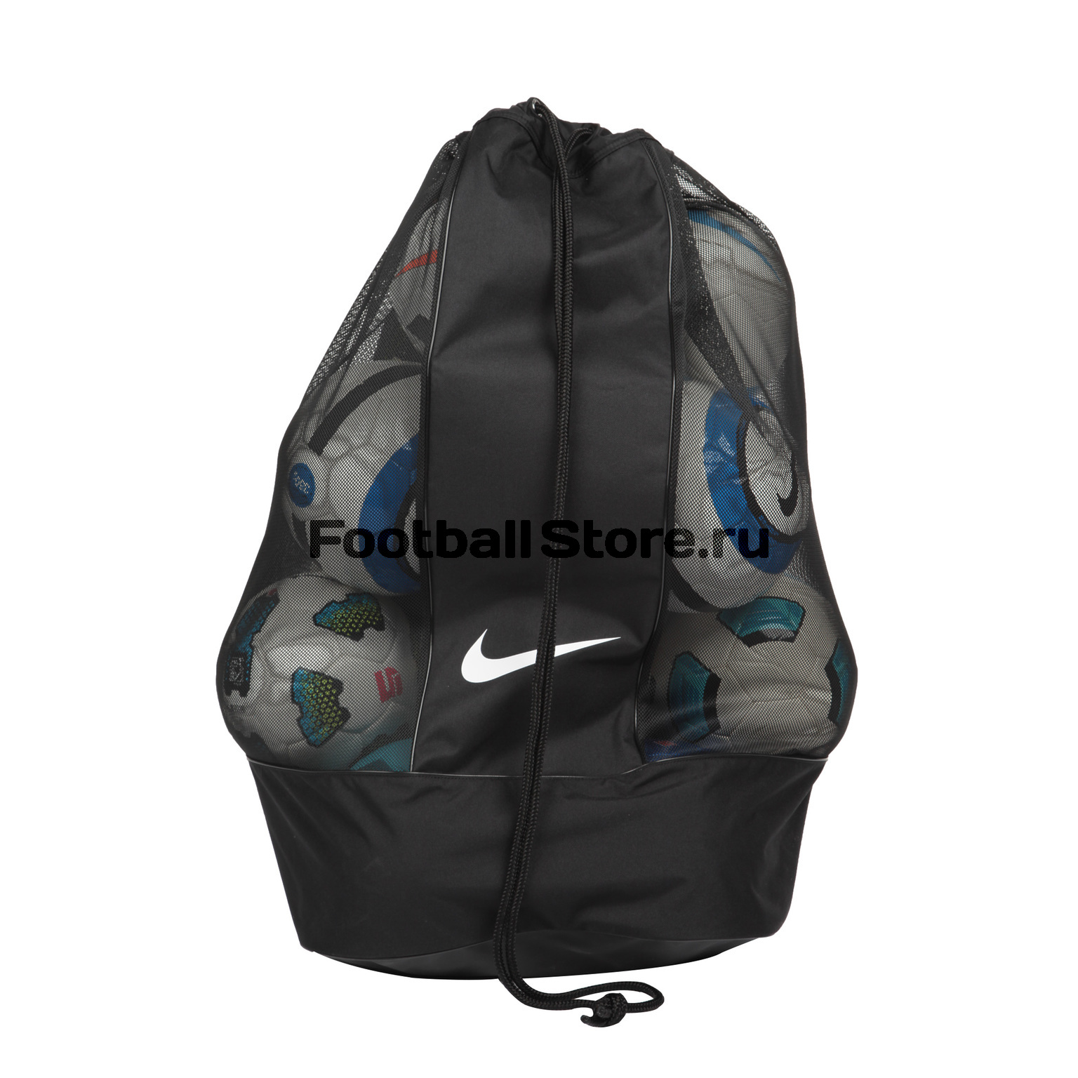Сумка для мячей Nike Club Team Swoosh BA5200-010 сумка для обуви nike utility modular tote cq9470 010