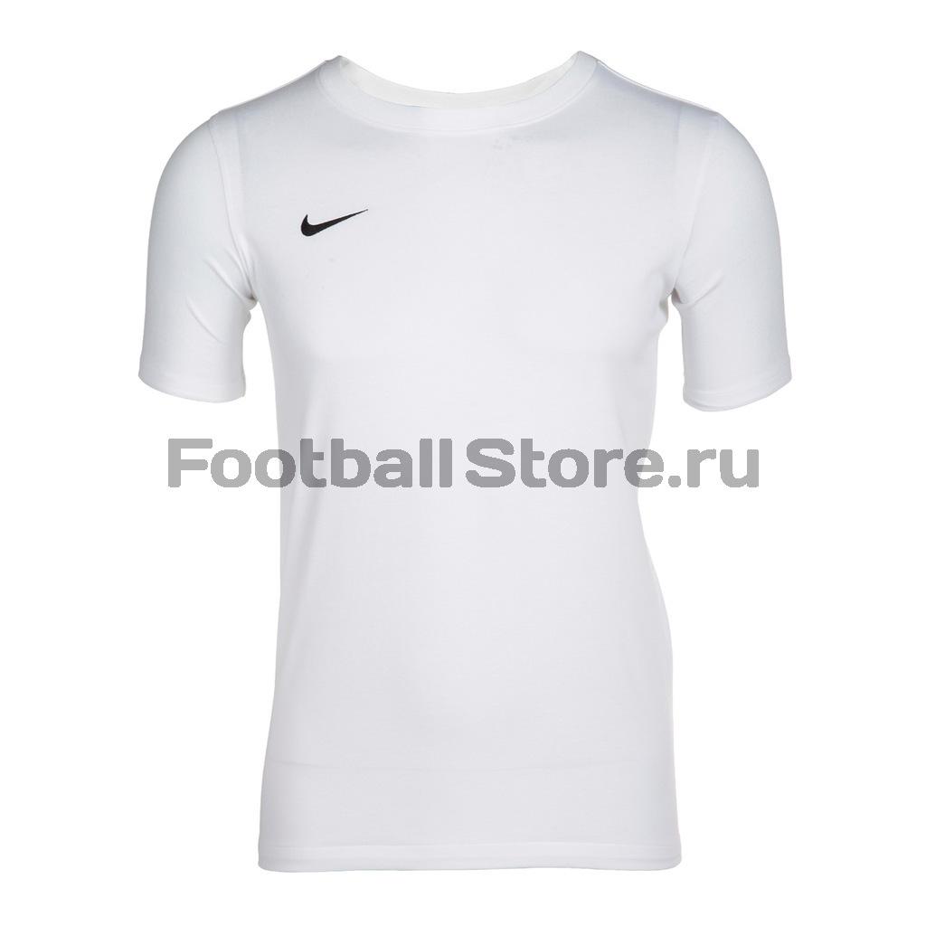 Футболка Nike Boys Team Club Blend Tee 658494-156