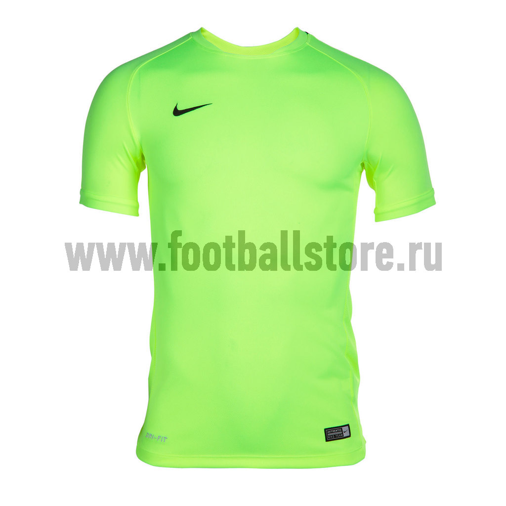 цена Футболки Nike Футболка Nike SQUAD15 Flash SS TOP 644665-715 онлайн в 2017 году