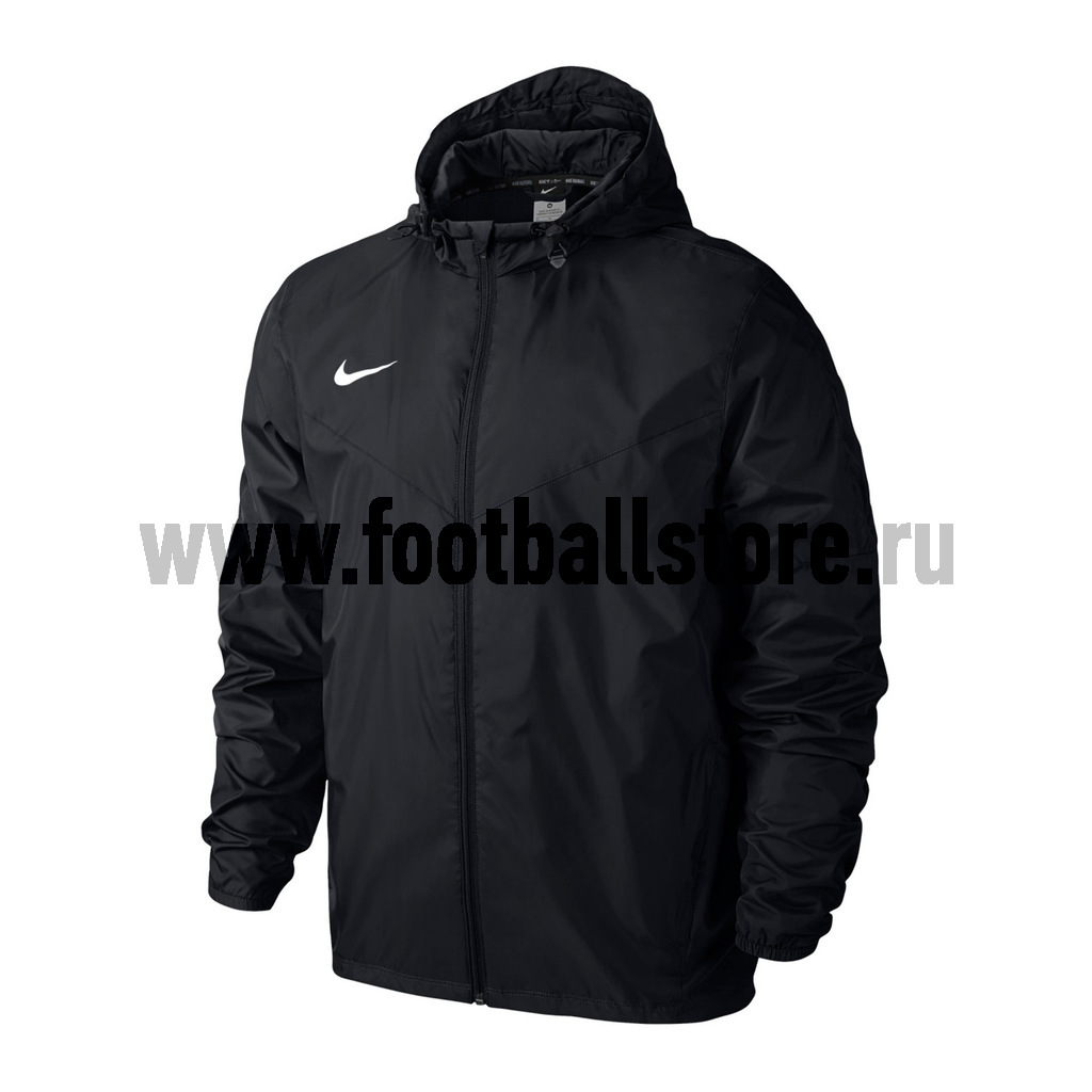 Куртка Nike Team YTH'S Team Sideline Rain JKT 645908-010 куртка nike team winter jkt 645484 010