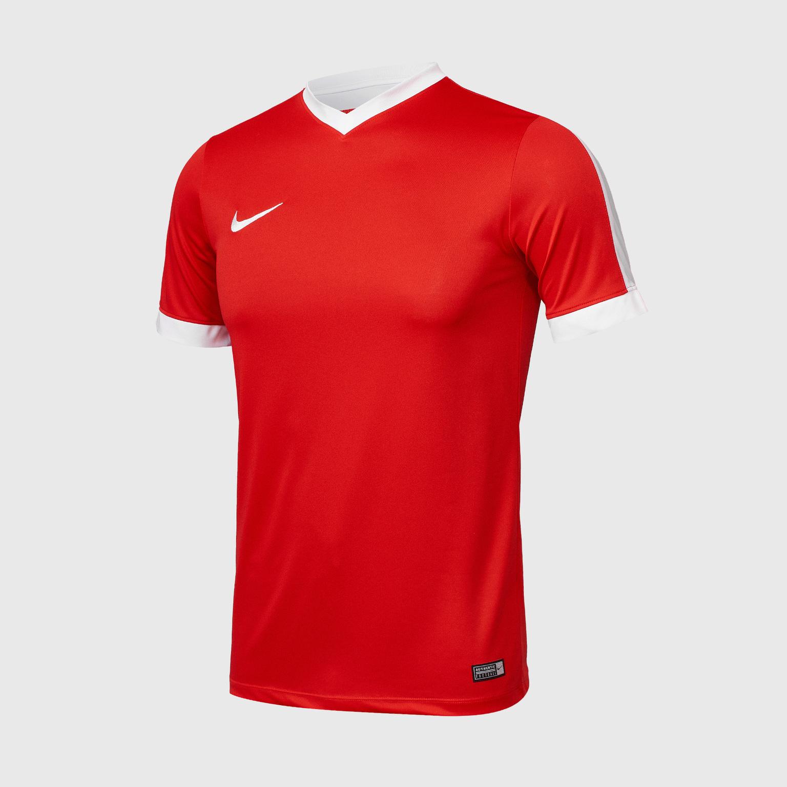 Футболки Nike Футболка Nike SS Striker IV JSY 725892-657 футболки nike футболка nike ss striker iv jsy 725892 815