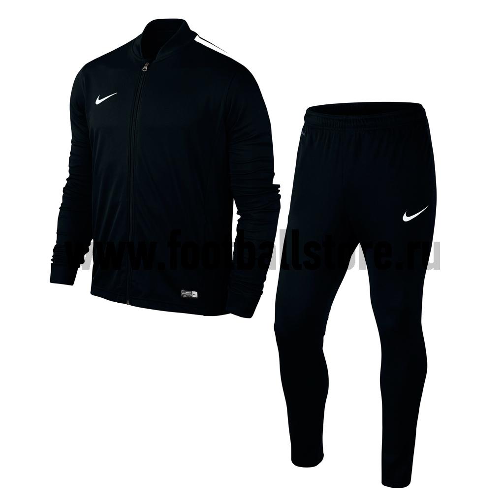 Костюм спортивный Nike Academy 16 KNT Track Suit 2 808757-010 костюм спортивный nike academy 16 knt track suit 2 808757 463